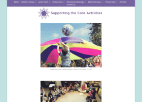 supportingthecoreactivities.org