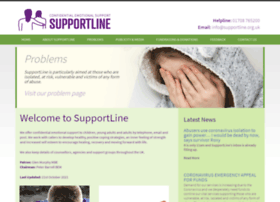 supportline.org.uk