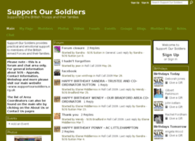 supportoursoldiers.ning.com