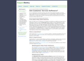 supportsentry.com