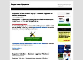 supprimerspyware.com