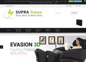 supramassage.fr