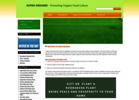 supraorganics.com