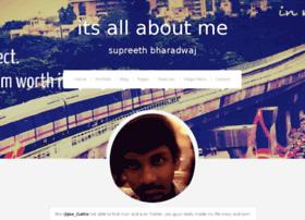 supreethbharadwaj.com