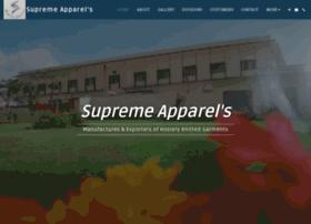 supremeapparels.com