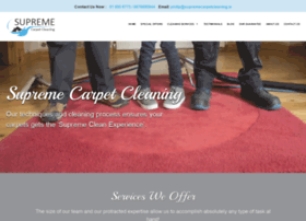 supremecarpetcleaning.ie