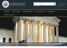 supremecourtus.gov