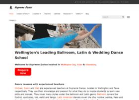 supremedance.co.nz