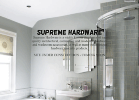 supremehardware.com
