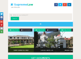 supremelaw.in