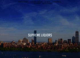 supremeliquors.com