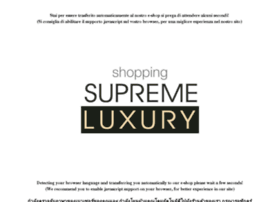 supremeluxury.it