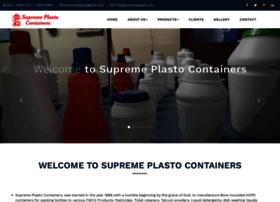 supremeplasto.com