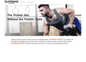 supremeprotein.com