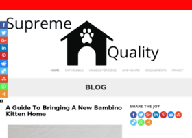 supremequalitykennel.com