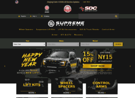 supremesuspensions.com