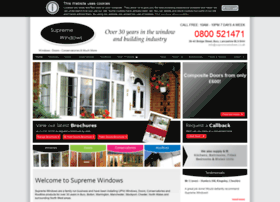 supremewindows.co.uk