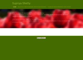 supriyashetty.yolasite.com