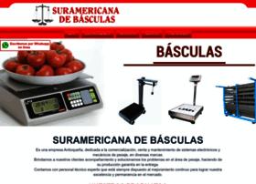 suramericanadebasculas.com