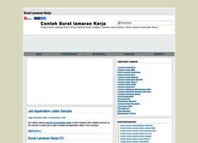 surat-lamarankerja.blogspot.com