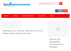 sureawesomeness.com