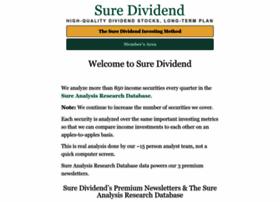 suredividend.com