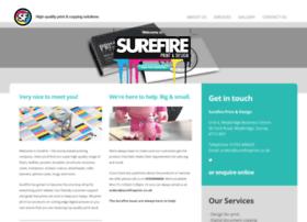 surefireprint.co.uk