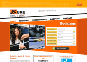 sureparking.co.uk