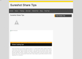 sureshot-share-tips.blogspot.in
