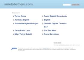 suretobethere.com