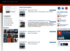 surf-database.com