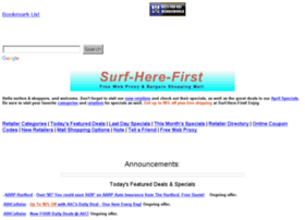 surf-here-first.com
