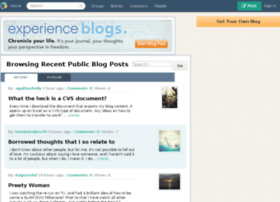 surf.carrfrme.blogs.experienceproject.com