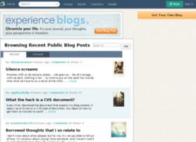 surf.castrovseb.blogs.experienceproject.com