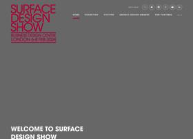 surfacedesignshow.com