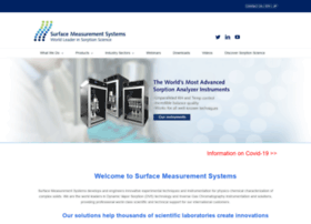 surfacemeasurementsystems.com