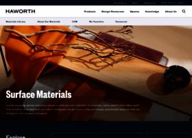 surfaces.haworth.com