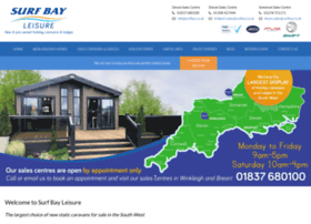 surfbayleisure.co.uk