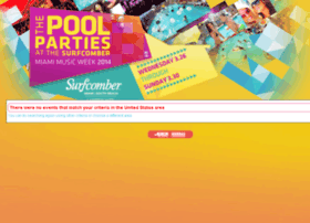 surfcomberpoolparties.wantickets.com