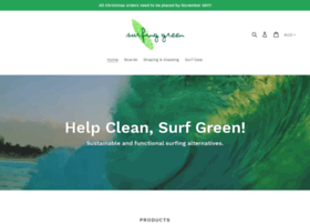 Surfinggreen.com.au