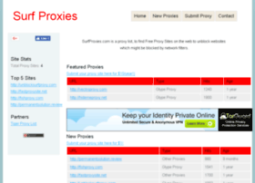 surfproxies.com