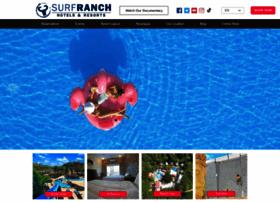 surfranchnicaragua.com