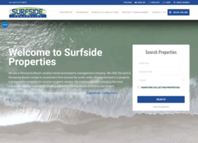 surfsideproperties.com