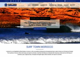 surftownmorocco.com