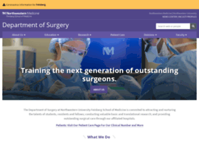 surgery.northwestern.edu