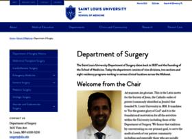 surgery.slu.edu