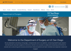 Surgery.ucsd.edu