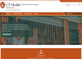 surgery.uthscsa.edu