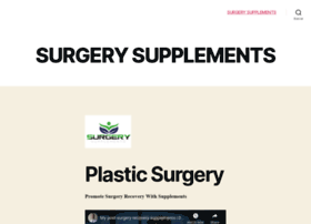 surgerysupplements.com
