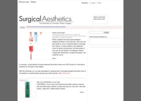 surgicalaestheticsmag.com